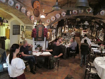 Charming Restaurant on Vaci Utca