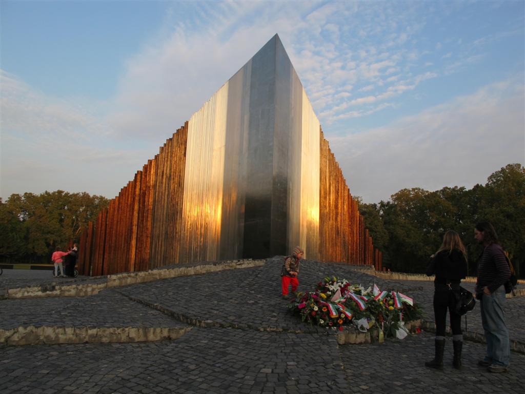 1956 Uprising Monument