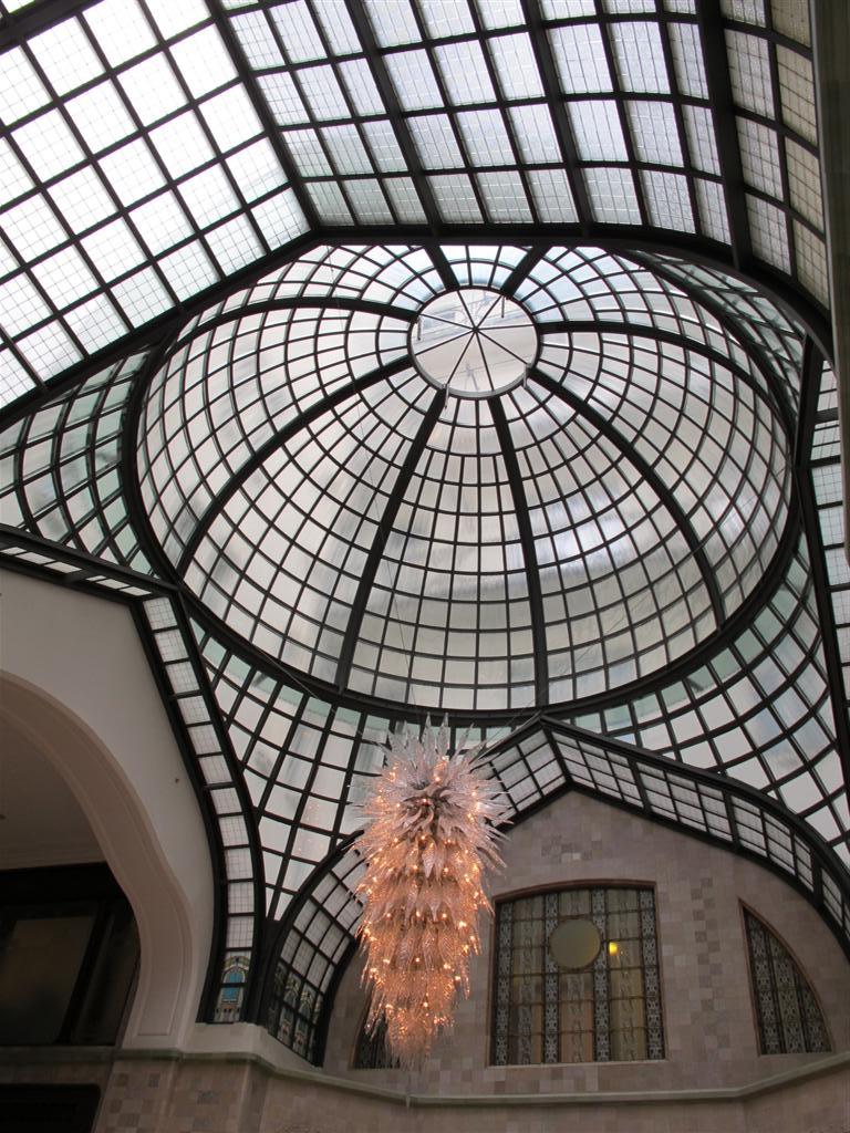 Interior Gresham Palace