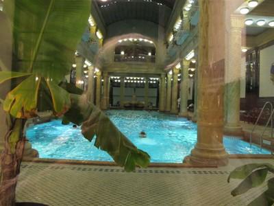 Famous Gellert Spa