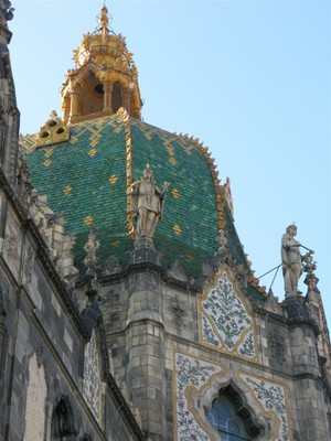 Dome of Museum of Applied Arts