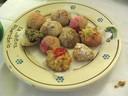 Handmade Almond Cookies, Alberobello, Italy