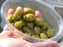 The Best Olives in The World, Positano, Italy