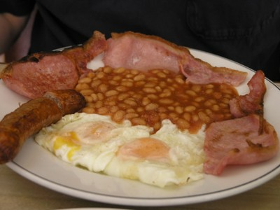 Ham and Eggs, London
