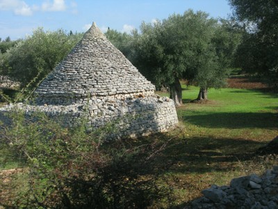 The Trullis - 500-year-old UNESCO World Heritage Site