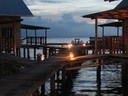 KoKo Resort at sunset