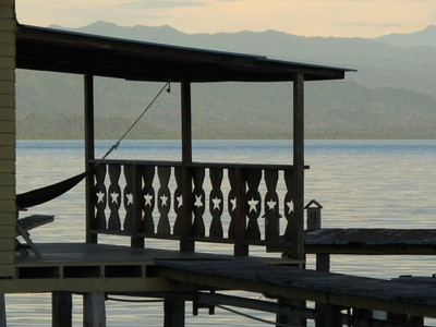 Peaceful morning at KoKo Resort