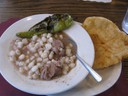 Posole and Fry Bread - Hopi Reservation