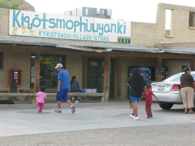 Hopi Grocery and General Store