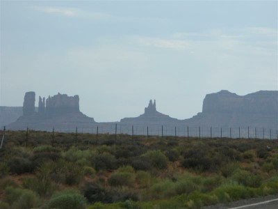 Monument Valley - August 2009