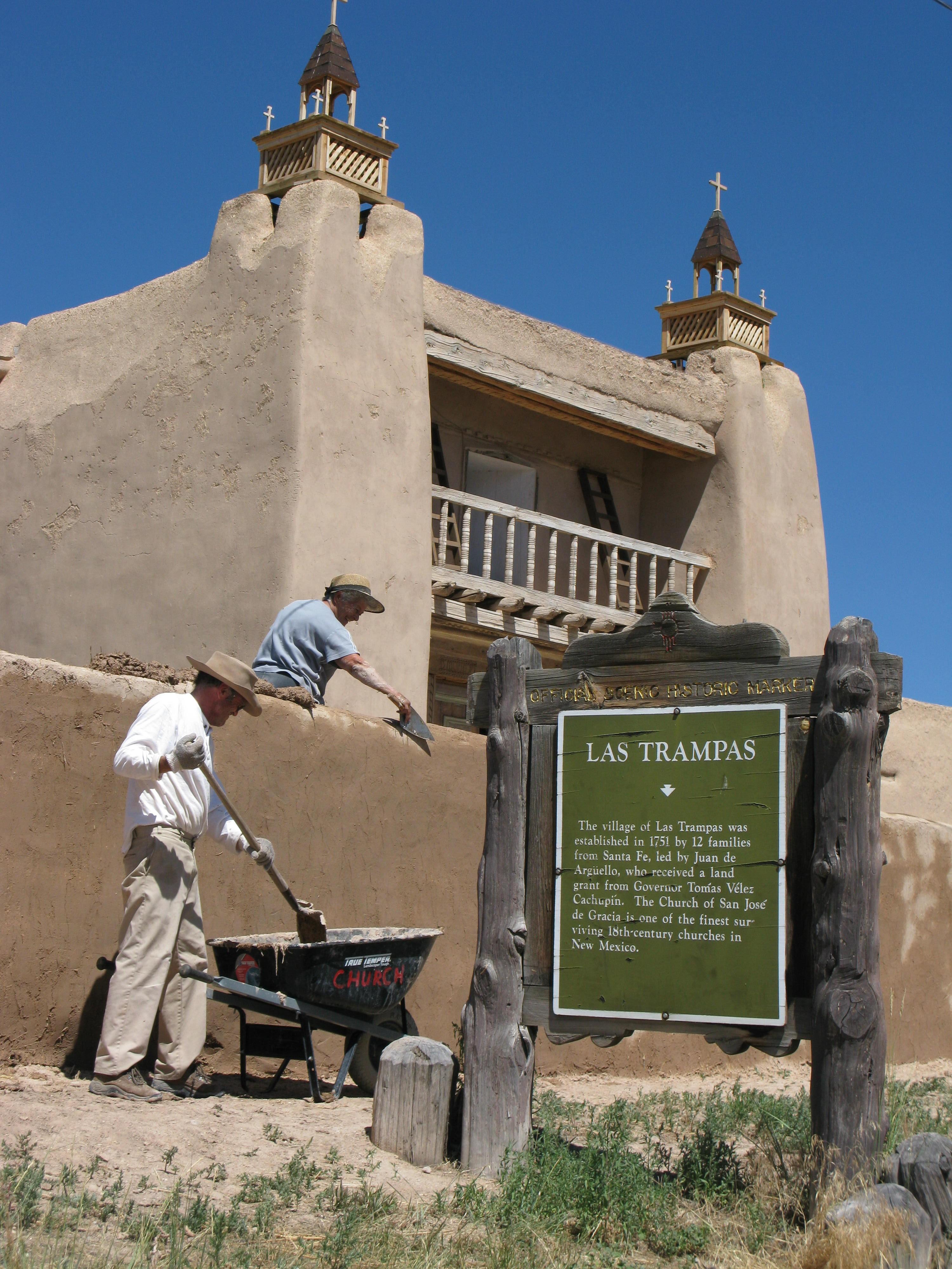Las Trampas Mission Church